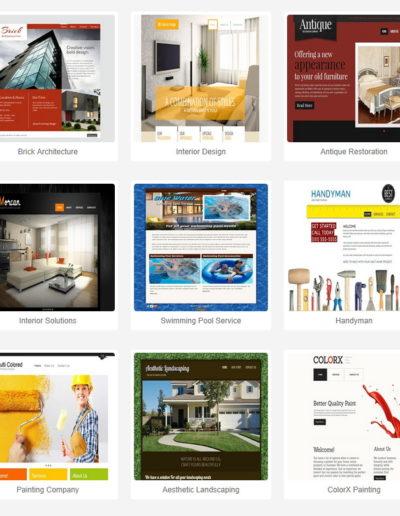 Home Services - Construction